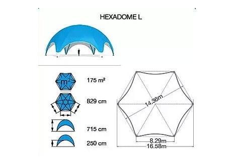 Hexadome L
