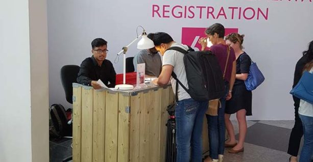Bar Original Welcome Trade Show2