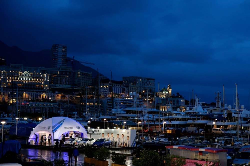 Vw Rally Monaco 2014