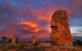 Sculpture Symposium, Broken Hill, Nsw, Australia